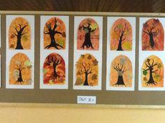 podzimní dekorace do školy - Hledat Googlem
