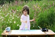 Autistic 5-Year-Old Girl Is Already an Incredibly Talented Painter