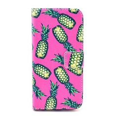 iPhone 6 Plus/6S Plus Case, Firefish Book-style Flip [Kickstand] [Magnetic Closure] [Card Slots] [Scratch Resistant] Protector for Apple iPhone 6 Plus/6S Plus+ One Stylus-P-pineapple, 2016 Amazon Hot New Releases Range Hoods  #Appliances
