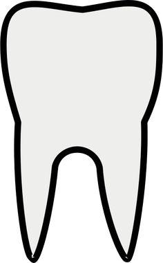Diş hat sanat vektör küçük resim