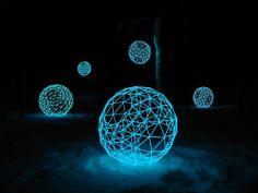 Sphere Luminescence by Tuukka Halonen