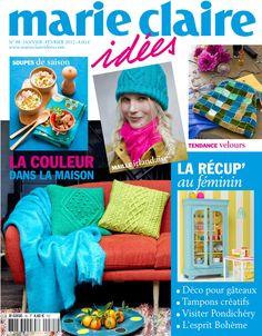 sito e blog della rivista francese marie claire idees. piena di idee