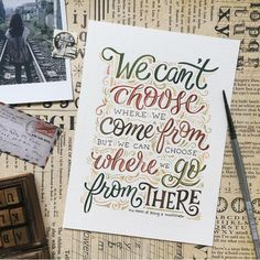 Catching up on from one of my fave coming of age films, The Perks of Being a Wallflower ? / My personal… Calligraphy Quotes Doodles, Brush Lettering Quotes, Doodle Quotes, Hand Lettering Quotes, Creative Lettering, Calligraphy Letters, Typography Quotes, Typography Letters, Doodle Lettering