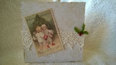 Vintage Style Christmas Card :)