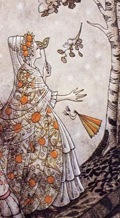 The Twelve Dancing Princesses (Picture Puffins) illustrated by Errol Le Cain. Via Errol Le Cain's website . Princess Illustration, Children's Book Illustration, Book Illustrations, Brothers Grimm Fairy Tales, 12 Dancing Princesses, Princess Pictures, Fairytale Art, Sketch Painting, Illustrators