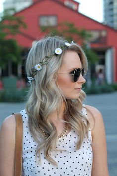 flower crown - http://instagram.com/aandreaclare