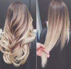 Blonde Ombre Hair - Amazing Ombre Hair Colour Ideas