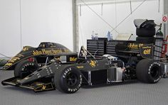 John Player Lotus Renault F1