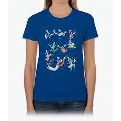The Hoenn Brass Band Pikachu Womens T-Shirt