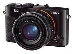 Sony Cyber-shot DSC-RX1, compact plein format avec objectif 35mm f/2