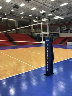Indoor Volleyball Net System Senoh - Sports Imports | NCAA ...