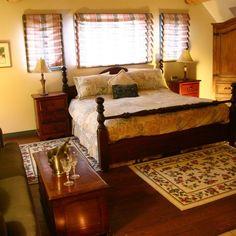 King Suite at Siwash Lake Ranch