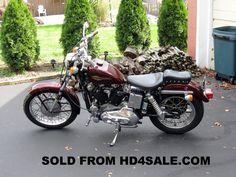 1973 Harley Davidson Sportster 1000