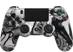 Custom PlayStation 4 Controller - Nightmare Options