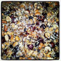 Granola orgánica Marphisa Ecofood