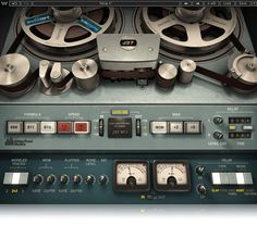 The Waves: Abbey Road J37 tape saturation plugin, modeled on the machine used to record many of the greatest masterpieces in modern music, brings analog warmth to digital recordings.