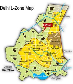 L Zone is new zone of Delhi which has lots of real estate projects.
