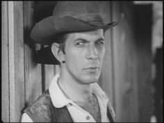 Leonard Nimoy in The Tall Man.  He played a lot of western roles (sometimes as an Indian) before he became Mr. Spock,