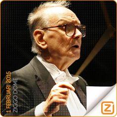 Ennio Morricone | 1 februari 2015 | Ziggo Dome, Amsterdam