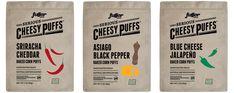 Fuller Cheesy Puffs snacks