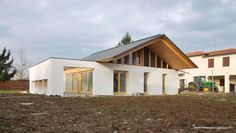 Gallery of SCL Straw-Bale House / Jimmi Pianezzola Architetto - 9