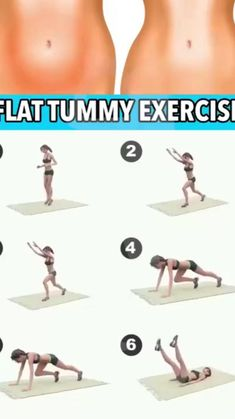 Tummy Exercise At Home, Flat Tummy Workout, Full Body Gym Workout, Slim Waist Workout, Workout Women, Dip Workout, Lose Fat Workout, Lower Belly Workout, Woman Workout