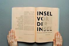 Typography Kompendium #layout Mehr