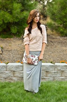 CarahAmelie - Outfit Ideas - Fall Fashion 2012 Lookbook