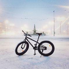 Helsinki Winter Bike Life by HELtours.com #Helsinkibiketours