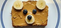 Don't let mealtimes fall flat with stale, stodgy recipes. Get your kids involved—and get creative. Healthy Snacks For Kids, Healthy Eating, Types Of Snacks, Whole Wheat Bread, Banana Slice, Ice Pops, Slice Of Bread, Diet And Nutrition, Junk Food