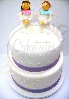 Angel cake - Caketutes Cake Designer
