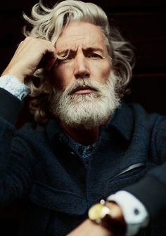 british 'retired' porn star, writer, composer and now model Aiden Shaw