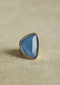 Blue Moon Ring | Modern Vintage New Arrivals #smpliving