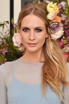 Party Hair Accessories - celebrity hairstyles ideas & pictures | Glamour UK