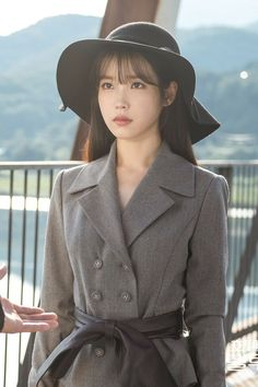 #IU Korean Actresses, Korean Actors, Korean Beauty, Asian Beauty, Asian Woman, Asian Girl, Luna Fashion, Soyeon, Korean Outfits
