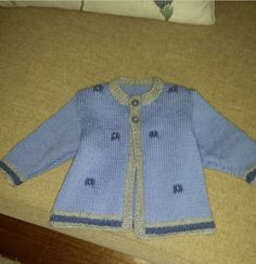 Jacket for the lovely baby Henry