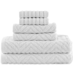 jcpenney - Happy Chic by Jonathan Adler 6-pc. Towel Set - jcpenney