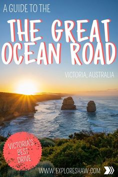 Dec 2018 - With towering cliffs, iconic surf breaks, misty waterfalls and native Australian wildlife, you can find everything around the Great Ocean Road. Outback Australia, Visit Australia, Parks, Australia Travel Guide, Australia Tours, Coast Australia, Melbourne Travel, Camping, Backpacking