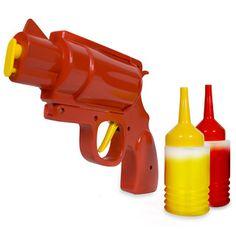 Condiment Gun, awesome