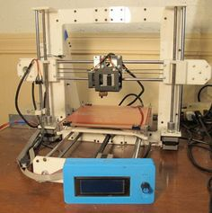 When I wanted to build my own first printer, I of course went with the Prusa I3 design. I joined a Makerspace so I could print the components to make it.Turns out,...