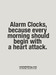 So true, every time.