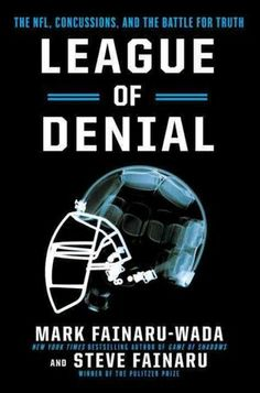 When It Comes To Brain Injury, Authors Say NFL Is In A 'League Of Denial' | Two brothers investigate how the NFL has handled allegations that football can lead to brain damage.