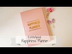 (36) Esittelyssä Happiness Planner - YouTube