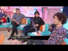 "Andy Chango presenta ""Indianápolis"" en Tomate La Tarde - YouTube"