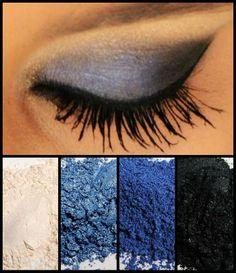So pretty! Younique pigments and 3D Fiber Lashes Mascara