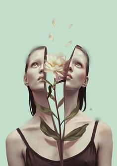 Aqui estão as últimas ilustrações do artista e designer gráfico turco Aykut Aydogdu, baseado em Instambul, as criações fazem parte de sua série intitulada Cosmic Love e Dreamer. O artista nos leva …