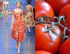 Tomatos (Dolce and Gabbana Sp 2012)