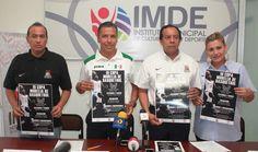 La competencia se desarrollará del 16 al 18 de junio, en el legendario Auditorio de la colonia Ventura Puente, con la participación de 8 equipos, uno de ellos, los vigentes ...