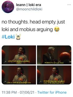 leann   loki era on Twitter: