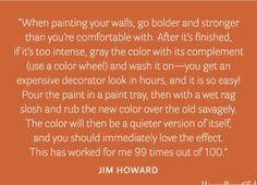 Painting - JIM HOWARD/HOUSE BEAUTIFUL